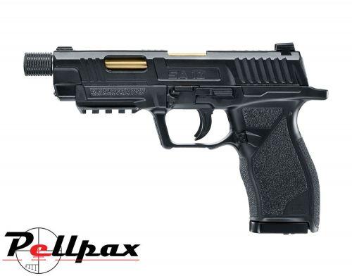Umarex SA10 - 4.5mm BB & .177 Pellet CO2 Air Pistol