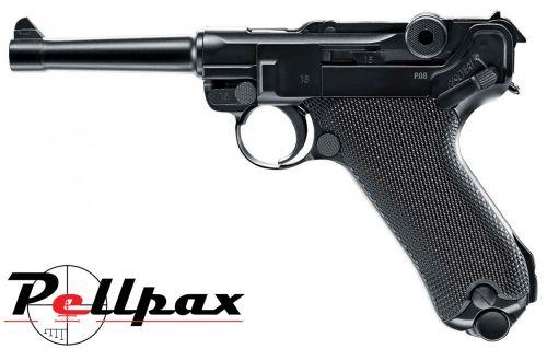 Umarex Walther Legends P08 FM Luger Blowback - 4.5mm BB