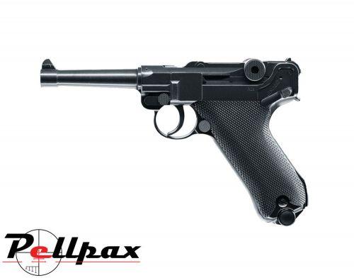 Umarex Walther Legends P08 FM Luger Blowback - 4.5mm BB Air Pistol