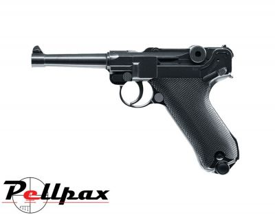Umarex Walther Legends P08 FM Luger Blowback - 4.5mm BB Air Pistol