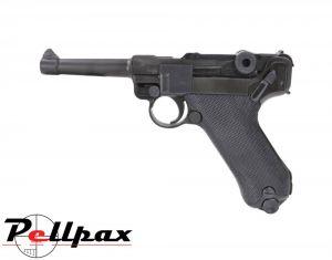 Umarex Walther Legends P08 Luger - 4.5mm BB Air Pistol