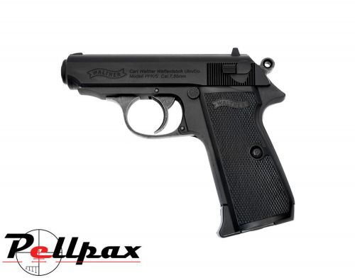 Umarex Walther PPK/s - 4.5mm BB Air Pistol