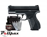 Umarex XBG - 4.5mm BB Air Pistol - Full Kit