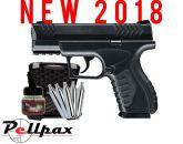 Umarex XBG - 4.5mm BB Air Pistol - Full Kit