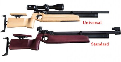 Zbroia Biathlon Universal/Standard  .177