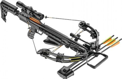 EK Archery Accelerator 370+ 185lbs Compound Crossbow