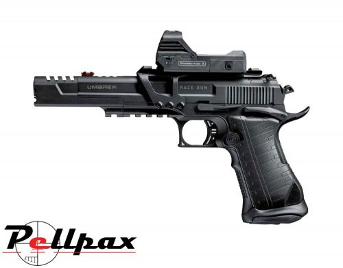 UX Race Gun Kit - 4.5mm BB Air Pistol