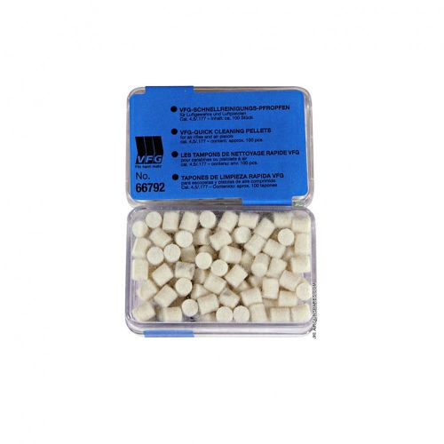 VFG Cleaning Pellets .22 Box of 80