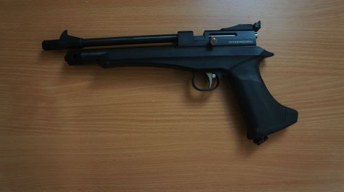 SMK CP2 - .177 Air Pistol/Rifle - Second Hand