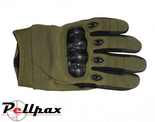 Viper Elite Gloves - Green