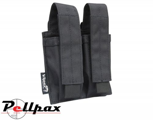 Viper Modular Double Pistol Mag Pouch: Black / Green / Coyote / VCAM