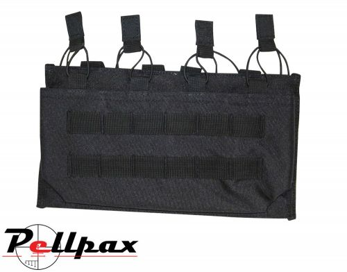 Viper Quad Airsoft Mag Sleeve Pouch: Black / Green / Coyote / VCAM