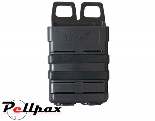 Viper Quick Release M4 Mag Case for Airsoft: Black / Green /  Range Green / Coyote / Titanium / VCAM