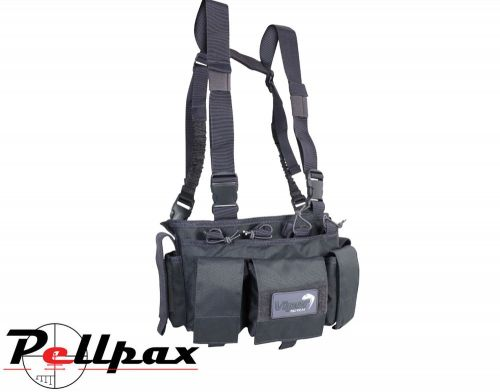 Viper Special Ops Chest Rig: Black / Green / Coyote / VCAM