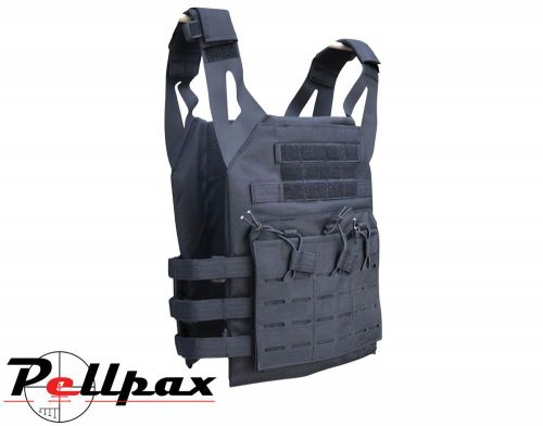 Viper Special Ops Military Airsoft Plate Carrier: Black / Green / Coyote / VCAM