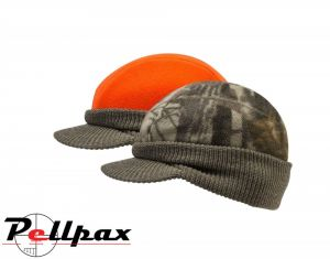 Reversible Visor Cap by Quietwear