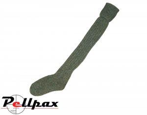 Bisley Plain Stocking Sock - Tweed