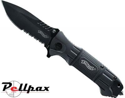 Walther BTK 2 Black Tac Folding Knife