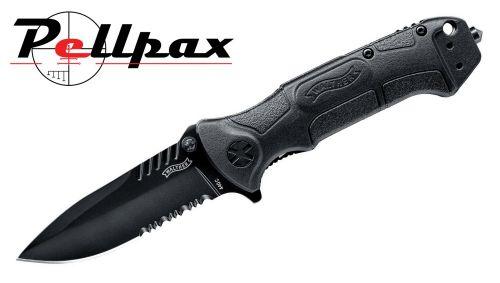 Walther BTK 2 Black Tac Knife