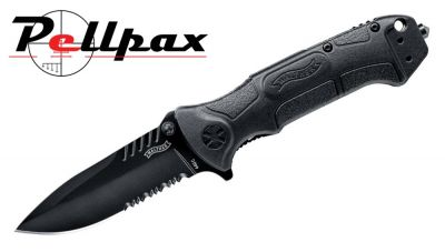 Walther BTK 2 Black Tac Knife