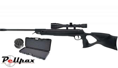 Walther Century Varmint Air Rifle .22 w/ FREE Hardcase + Pellets