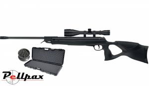 Walther Century Varmint - .22 Air Rifle w/ FREE Hardcase + Pellets