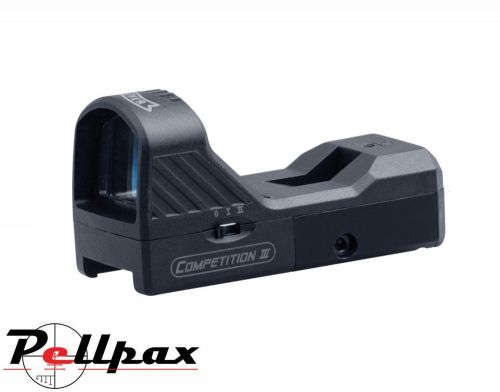 Walther Competition III Green Dot Sight - Weaver Rail