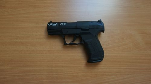 Walther CP99 - .177 Air Pistol - Shop Soiled