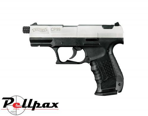 Walther CP99 Bicolour - .177 Pellet Air Pistol