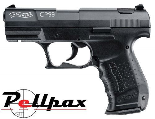 Walther CP99 Black - .177 Pellet