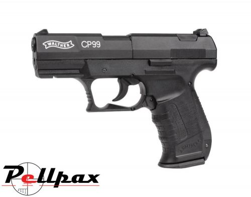 Walther CP99 Black - .177 Pellet Air Pistol