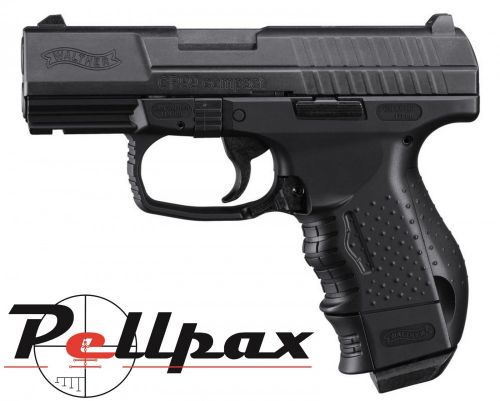 Walther CP99 Compact Black - 4.5mm BB