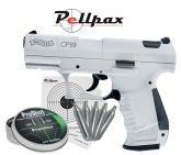 Walther CP99 Snowstar Combo - .177 Pellet