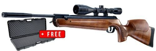 Walther LGV Master Pro Air Rifle .177 + FREE HARD CASE