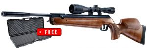 Walther LGV Master Pro Air Rifle .22 & FREE Hard Case