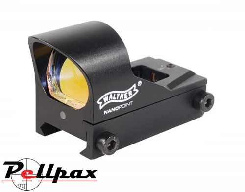 Walther Nano Point Red Dot Sight