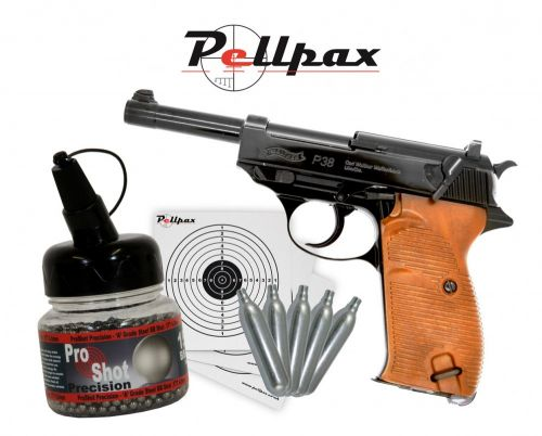 Walther P38 4.5mm BB - Christmas Special!