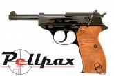 Walther P38 Black CO2 Pistol