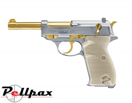Walther P38 Golden Boy - 4.5mm BB Air Pistol