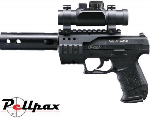 Walther Nighthawk - .177 Pellet Air Pistol