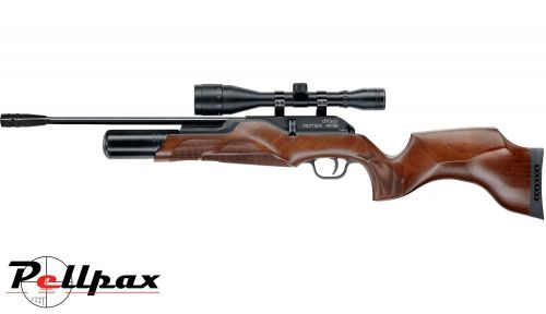 Walther Rotex RM8 - .177 Air Rifle w/ FREE Bag + Mag
