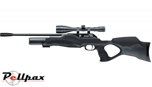 Walther Rotex RM8 Varmint .177 Pellet PCP Rifle + Bag - Second Hand