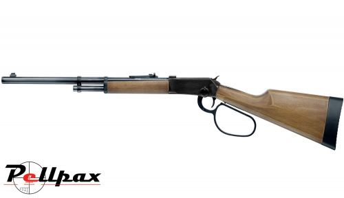 Walther Winchester Lever Action Duke Black Dust - .177
