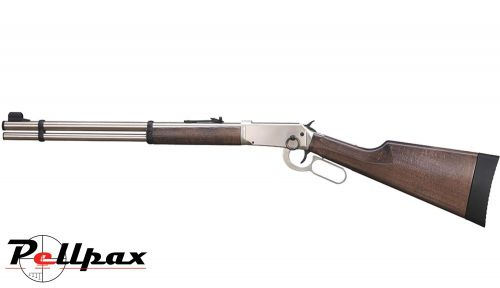 Walther Winchester Lever Action Steel Finish - .177 CO2 Air Rifle