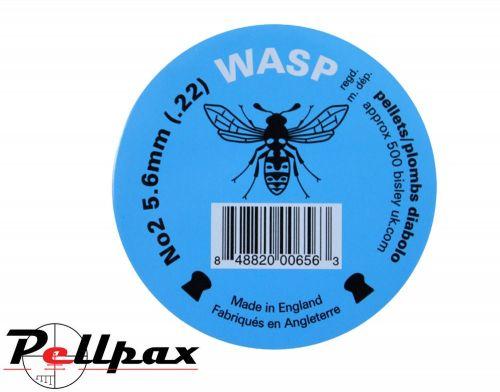 Wasp .22 (5.6) Pellets x 500