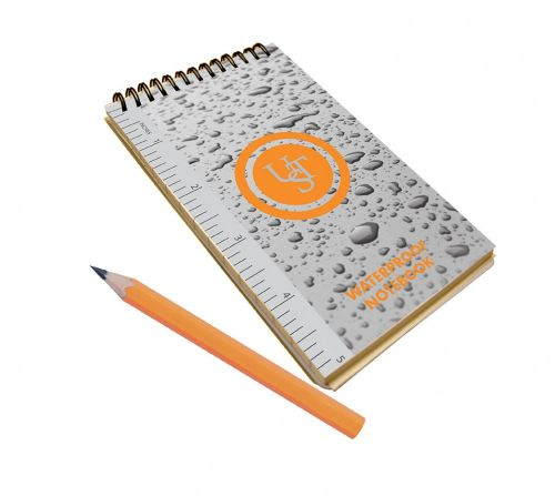 Ultimate Survival Waterproof Notebook