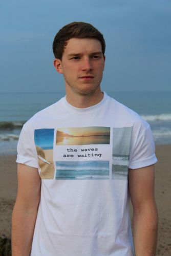 Iconic Coast Waves Are Waiting Tee