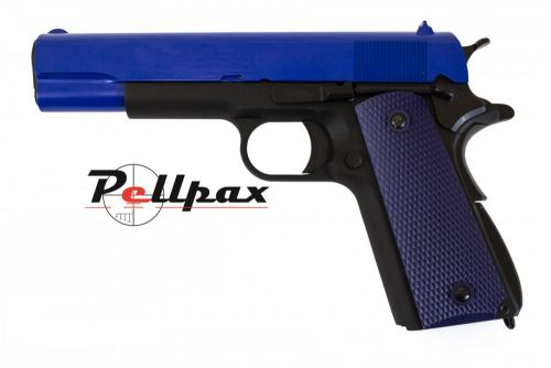 WE 1911 Gas 6mm 2 Tone Airsoft Pistol