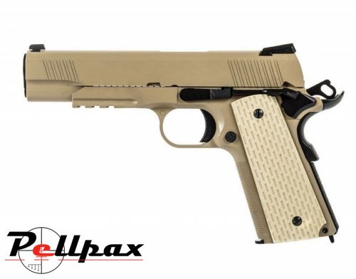 WE 1911 Kimber Style - Gas 6mm Airsoft