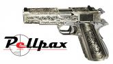 WE 1911 Mehico Double Barrel Gas 6mm Airsoft